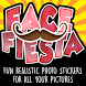 Face Fiesta Photo Sticker App by The Laughing Dutchmen
