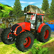 Tractor Farming Crop Harvest Driving Game by Saga Games Inc