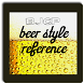 BJCP Beer Style Reference by Transmutable Explorations