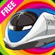 Shinkansen slide puzzle by ZOUSAN