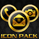 ICON PACK GOLD LUXURY THEME by Tak Team Studio