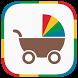 Babygram - Revelar fotos by Dona Cegonha