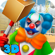 Creepy Clown: City Destruction by Cartoon World Games