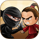 Dynasty Duels Ninja VS Samurai by Dragon Slayer Entertainment LLC