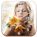 HD Photo Clock Live Wallpaper by Furry Global Beauty Collage