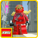 Jewels of LEGO Ninja by gemby ipunk25