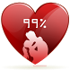 Real Love Test Calculator by Game Blues Studio