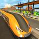 Orange Line Metro Train Game: New Train Simulator by Tribune Games Mobile Studios