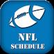 American Football League Schedule & Score