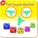 fart sounds machine funny by amanahstudio