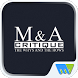 M & A Critique by Magzter Inc.