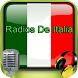 Radios De Italia. by Raul Berrio