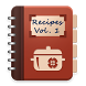 Recipe Book #1 by BrainDroid