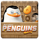 Penguins of Madagascar Cheezy Dibbles Keyboard by Cheetah Keyboard Theme