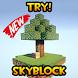 Skyblock for Minecraft PE by ArtMik