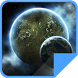 Space Landscape live wallpaper by Hot Free Wallpaper