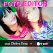 Editor de Fotos Colagens e Montagens ???? Molduras❤