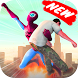 City Spider Ninja Warrior Hero by Gamebook Studios