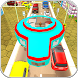 Gyroscopic Bus Transportation of The Future 3D by Moldoo Games