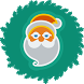 Christmas Widget Clock by WinSpi Solutions