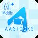 Market+ Mobile by AASTOCKS