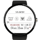 Clothing Label Watch Face by BoostApp