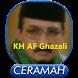 KH AF Ghazali Mp3 by Hikmah Islam