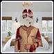 Men Sherwani Photo Suit by Leonard Developers