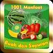 1001 Manfaat Buah dan Sayur by PeM Media