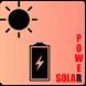 Solar Battery Charging - Power Bank Prank