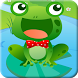Make the frog happy by Parves Miah