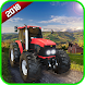 Classic Farming Mania – Tractor Harvester