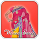 Women Saree Suit Montage by Red Bird Apps
