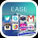 Ease Theme - ZERO Launcher by m15
