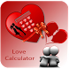 Real Love calculator test by upper logics