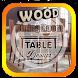 Modern Wooden Dining Table Design by jonoapp