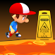 Floor is lava challenge by Time4play studio