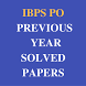 Ibps po previous year papers by Examgroup