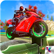 Super Spider Motorbike Rider - Traffic Race by Kooky Games