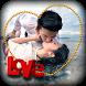 Romentic Love Photo Frame by Destiny Tool