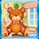 Найди игрушку. Игра для малышей 2-5 лет. by Urmobi Kids Games