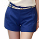 Design of Women Short Pants by ufaira