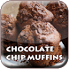 Recipes Chocolate Chip Muffins by SennApps