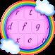 Rainbow Keyboard Themes by Cutify My Mobile