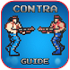 guide for CONTRA by 013 ARCADES