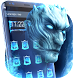 Ice White Walker 3D Theme