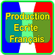 Production Ecrite Français by rightapps