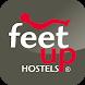 Feetup Hostels in Spain by Diego Galmarini
