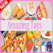 Toys Amazing by App Dev Studio