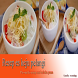 Resep es keju pelangi by XvoroidApps